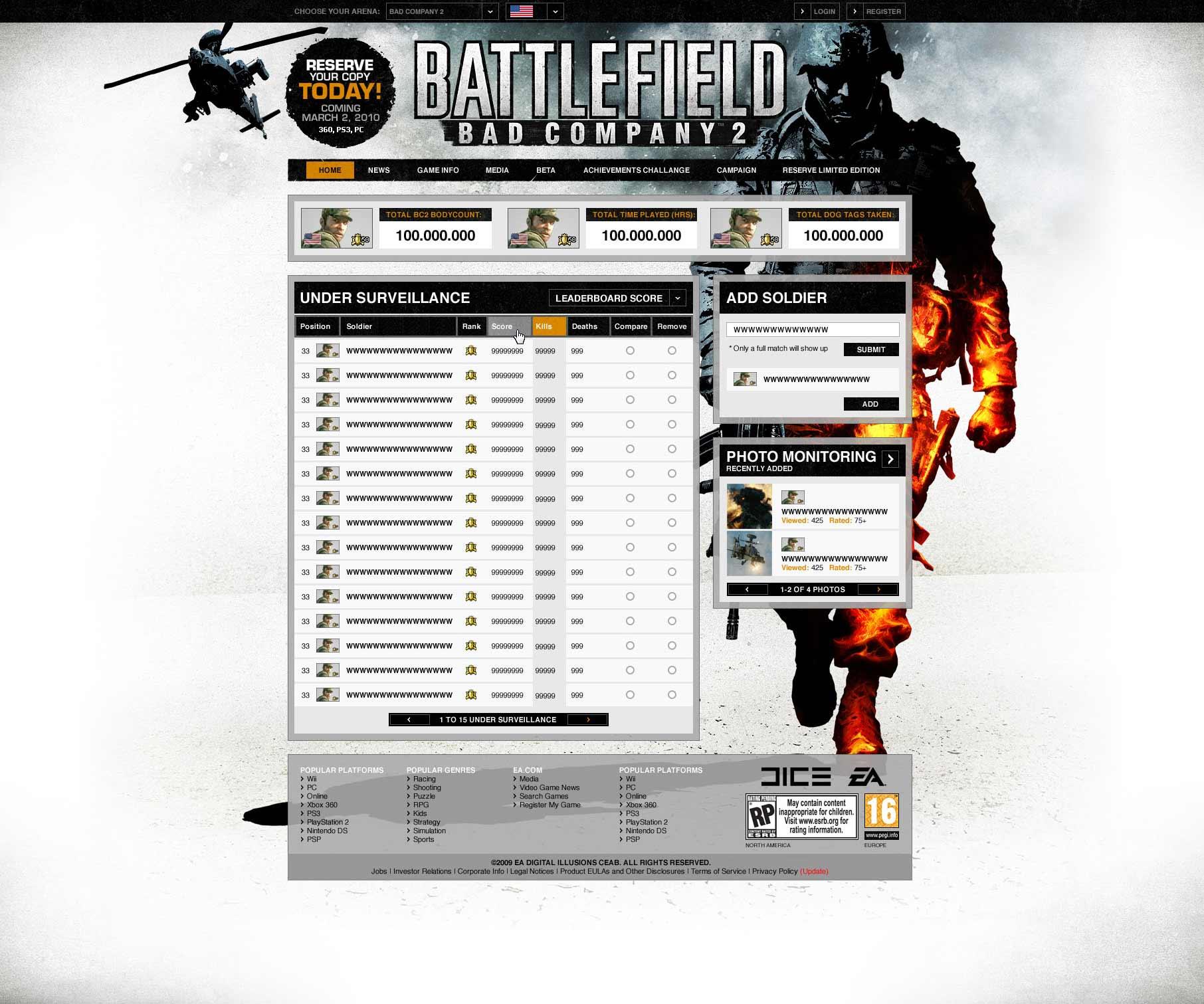 Battlefield Bad Company 2 assets 2